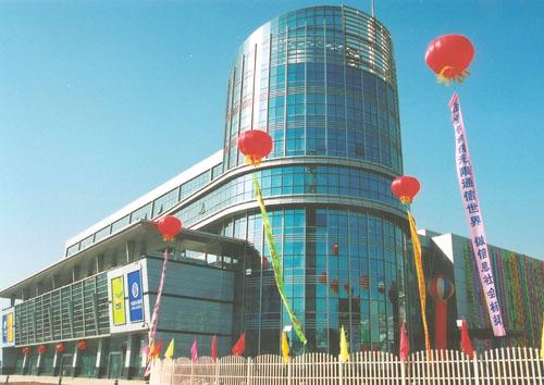 中国移动宁夏分公司体育馆NFC手机一卡通门禁系统